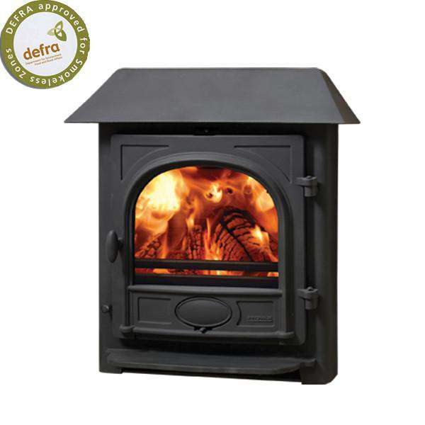Stovax Stockton 7 Inset Convector Multi Fuel / Wood Burning Stove