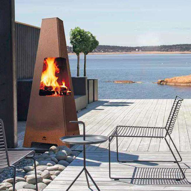 Jøtul Terrazza XL Outdoor Fireplace