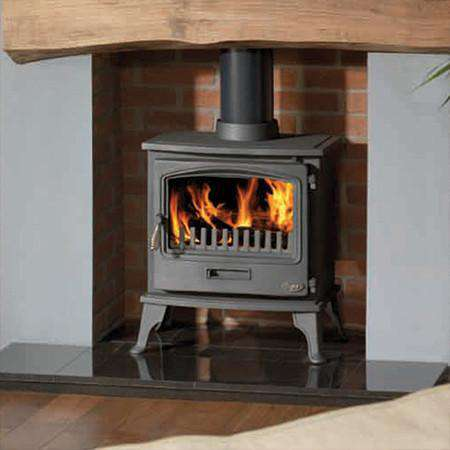 Tiger Cleanburn Wood Burning Stove