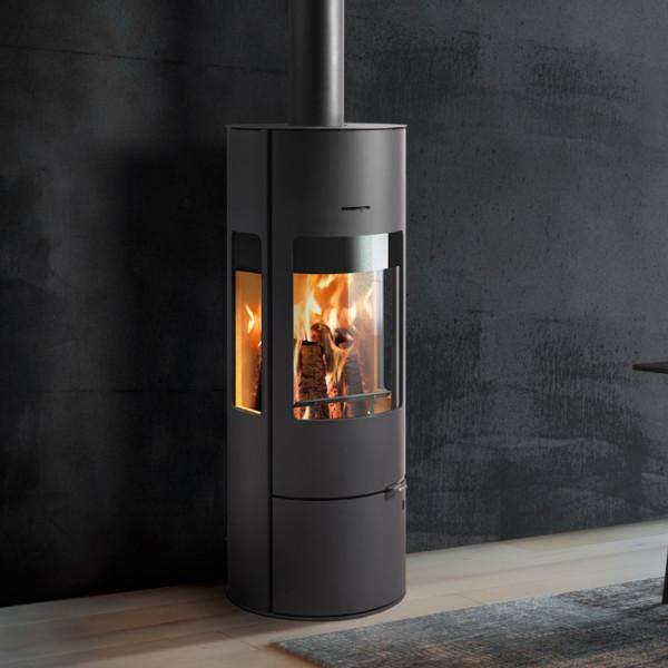 Westfire Uniq 37 Large SE Wood Burning Stove - Stove Supermarket