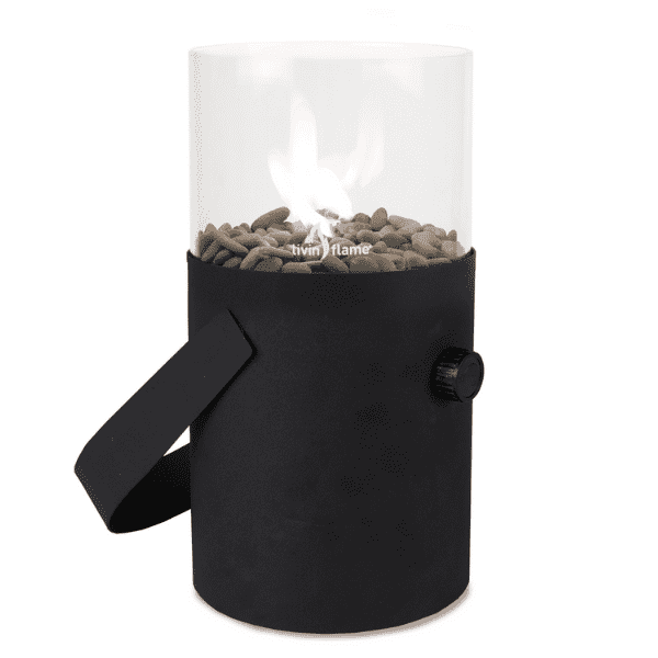 Cosiscoop Original Black Fire Lantern - Stove Supermarket