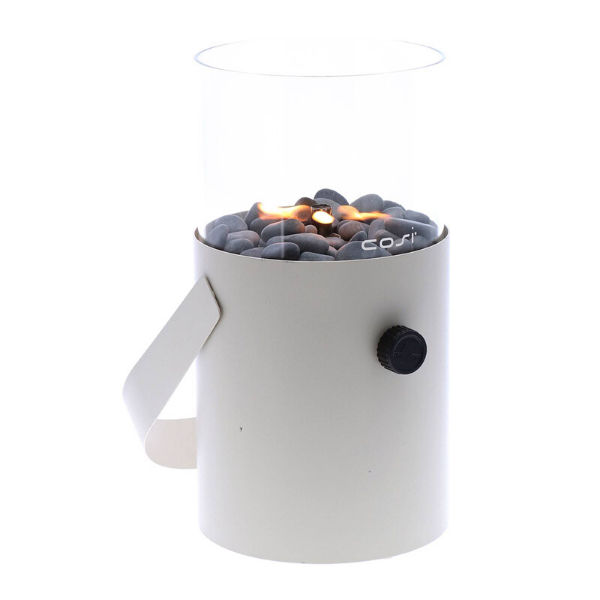 Cosiscoop Original Ivory Fire Lantern - Stove Supermarket