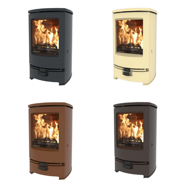 Charnwood ARC 7 Wood Burning Stove - Stove Supermarket