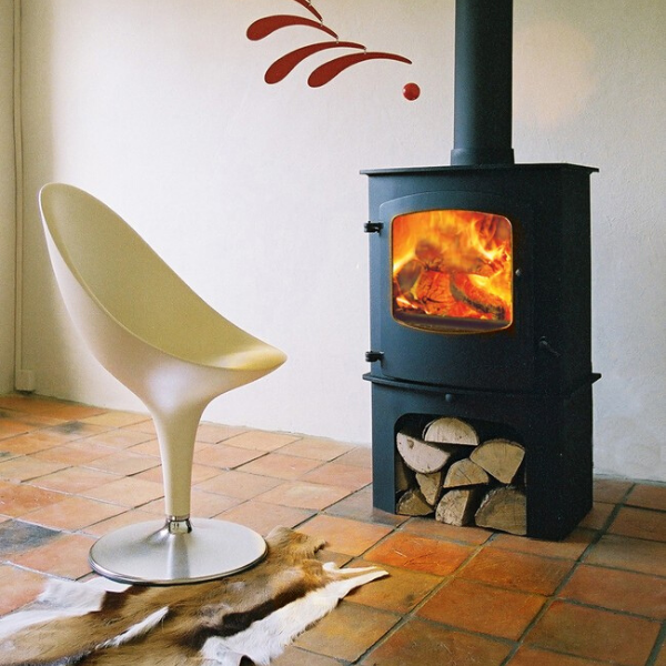 Charnwood Cove 1 Multi Fuel / Wood Burning Stove - Stove Supermarket