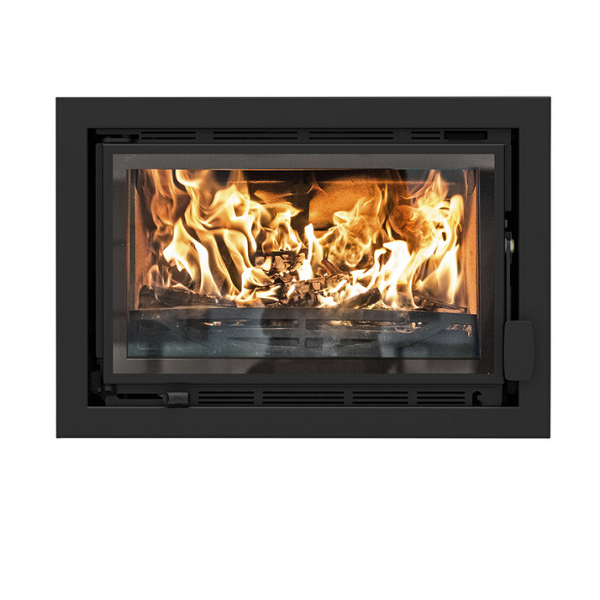 Charnwood BAY 5VL Inset Wood Burning Stove - Stove Supermarket