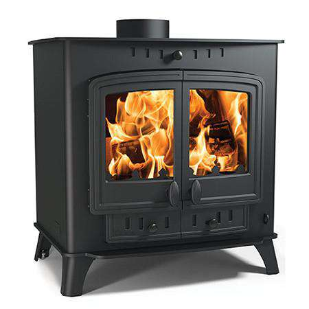 Villager 14 Duo Multi Fuel / Wood Burning Stove