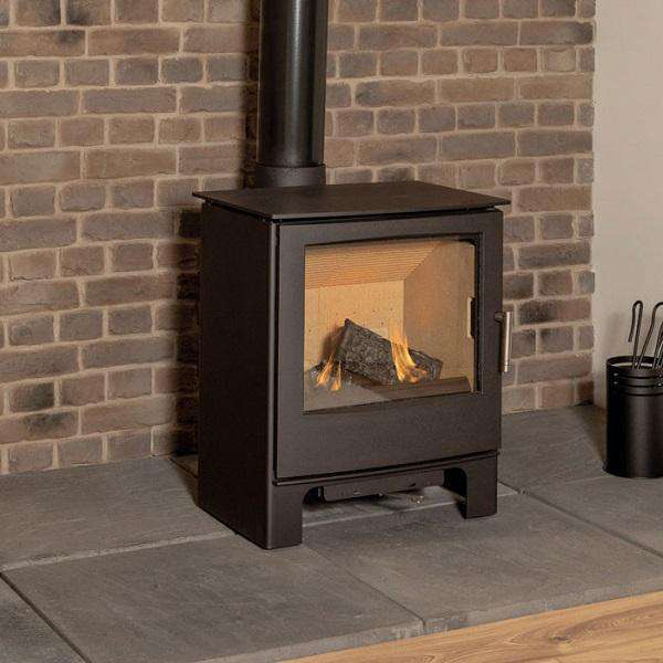 Mendip Woodland Large SE Multi Fuel / Wood Burning Stove - Stove Supermarket
