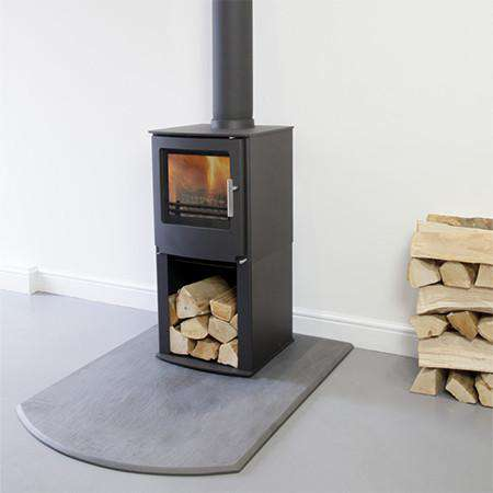 Westfire Series One Log Store Multi Fuel / Wood Burning Stove