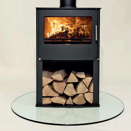 Westfire Series Two Log Store Multi Fuel / Wood Burning Stove