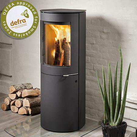 Westfire Uniq 26 Log Store Wood Burning Stove