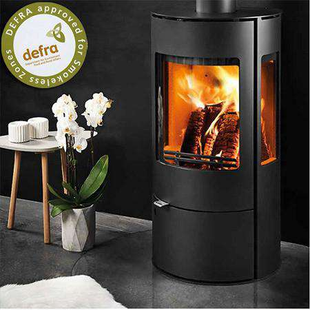 Westfire Uniq 37 Wood Burning Stove