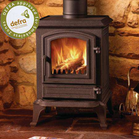 Broseley York Midi SE Multi Fuel / Wood Burning Stove