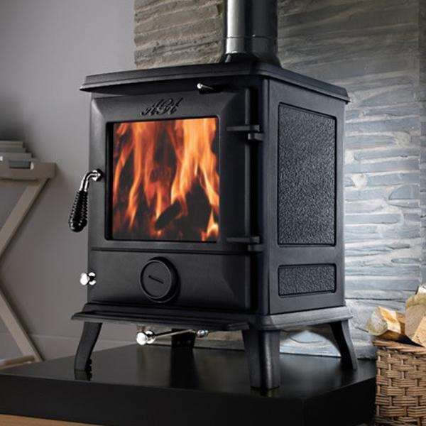 Aga Ludlow Multi Fuel / Wood Burning Stove - Stove Supermarket