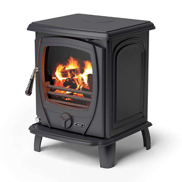 Aga Wren Multi Fuel / Wood Burning Stove - Stove Supermarket