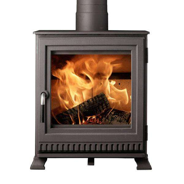 Dik Geurts Aste 5 Multi Fuel / Wood Burning Stove - Stove Supermarket