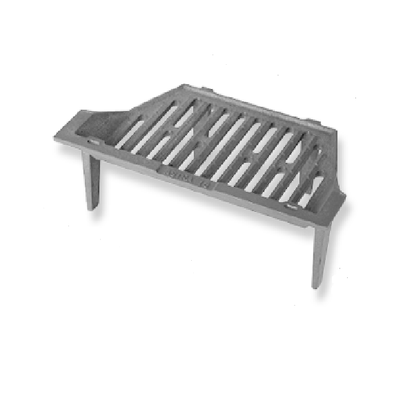 "16"" Firemaster Astra Grate (Without Coal Bar) - Stove Supermarket"