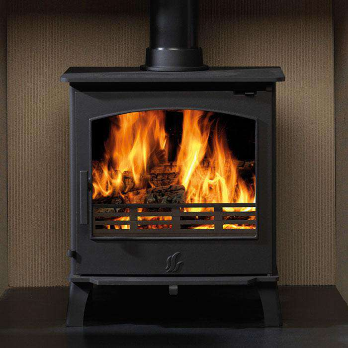 ACR Astwood Multi Fuel / Wood Burning Stove - Stove Supermarket