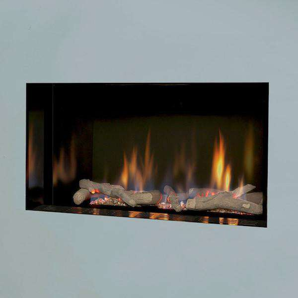 The Collection By Michael Miller Atina HE Wall Mounted Gas Fire
