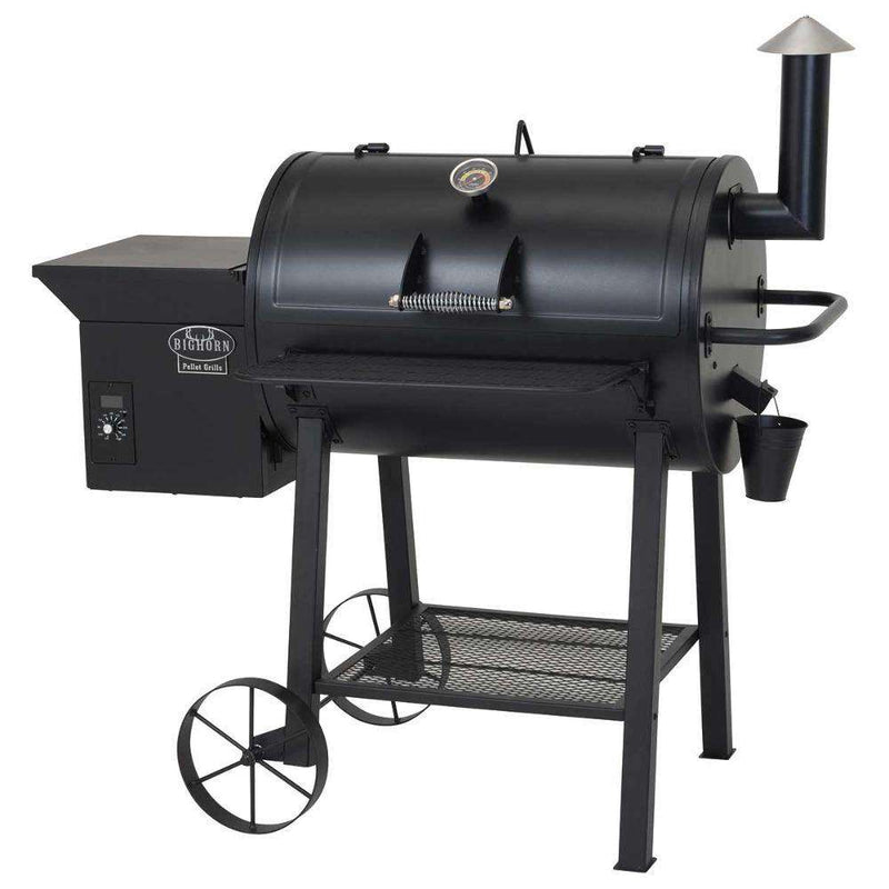 Lifestyle Big Horn Pellet Grill BBQ Package - Stove Supermarket
