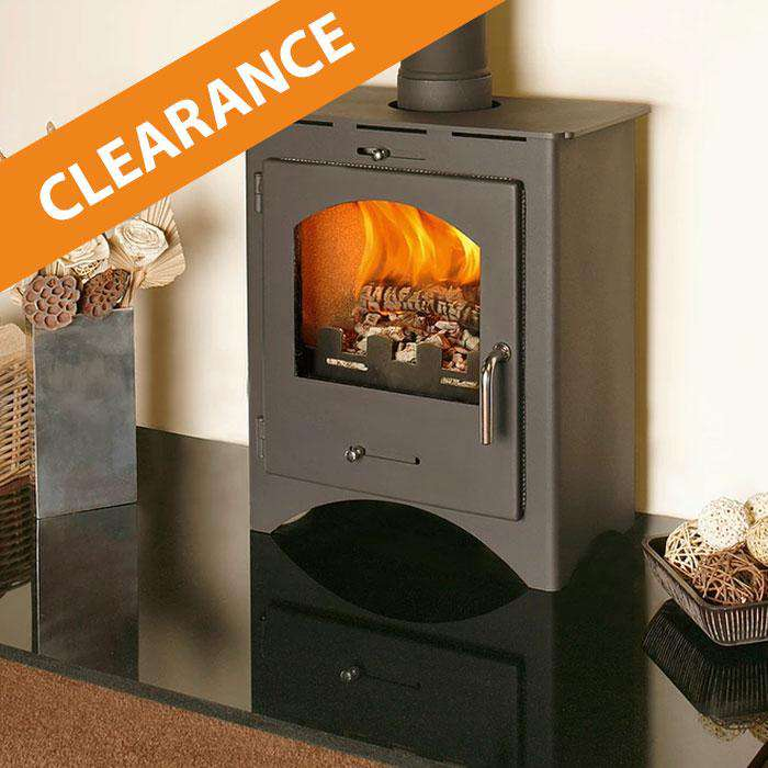 Pevex Bohemia X40 Multi Fuel / Wood Burning Stove - CLEARANCE
