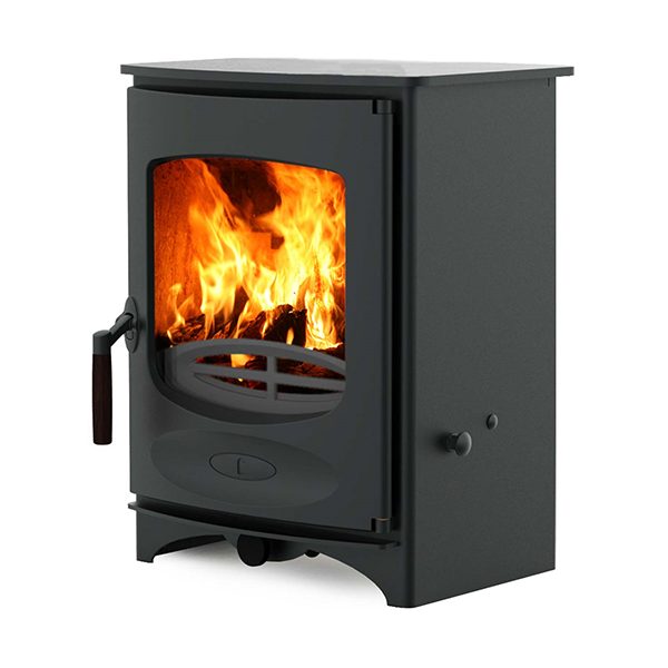 Charnwood C-FOUR BLU Multi Fuel / Wood Burning Stove