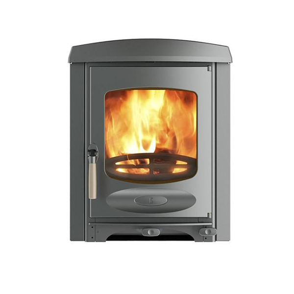Charnwood C-FOUR Insert Multi Fuel / Wood Burning Stove