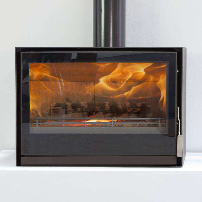 Mendip Christon 750 Freestanding SE Wood Burning Stove - Stove Supermarket