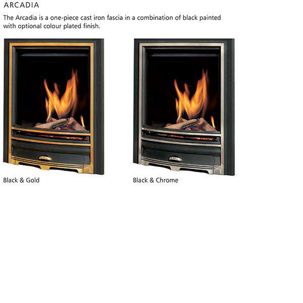 The Collection By Michael Miller Passion HE Gas Fire - Stove Supermarket