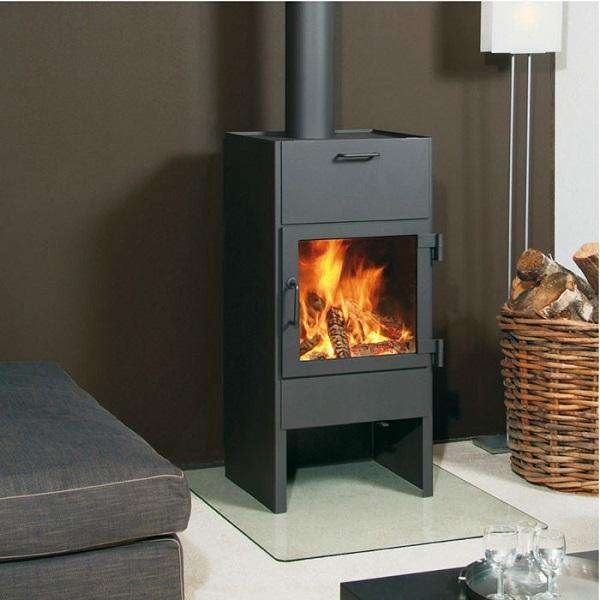 Dik Geurts Lars 1100 Wood Burning Stove - Stove Supermarket