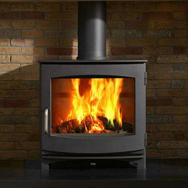 Dik Geurts Ivar 8 Multi Fuel / Wood Burning Stove - Stove Supermarket