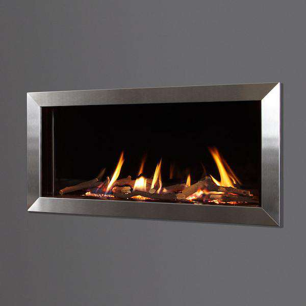 The Collection By Michael Miller Eden Elite HE Wall Mounted Gas Fire