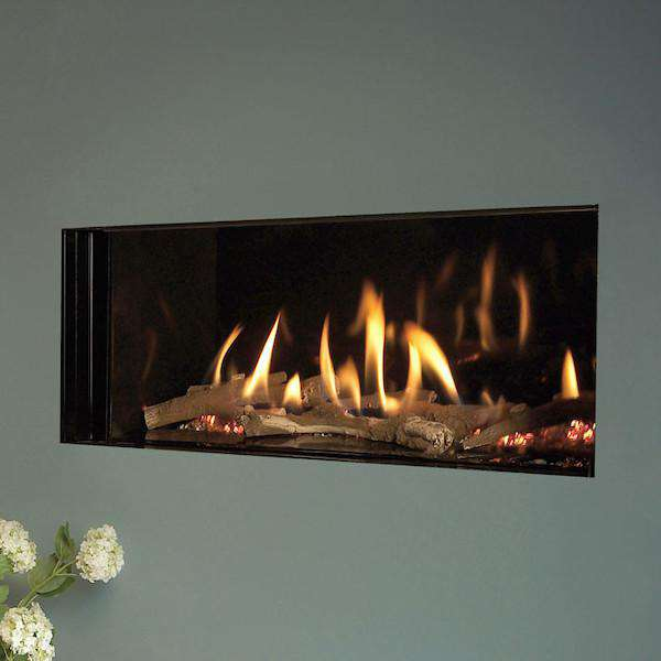 The Collection By Michael Miller Eden HE Wall Mounted Gas Fire - Stove Supermarket