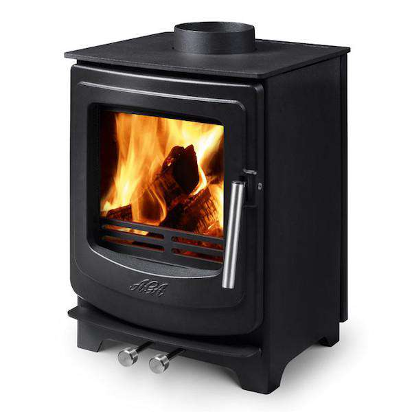 Aga Ellesmere EC4 Multi Fuel / Wood Burning Stove - Stove Supermarket