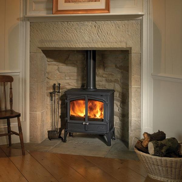 Esse 100 Double Door SE Multi Fuel / Wood Burning Stove - Stove Supermarket
