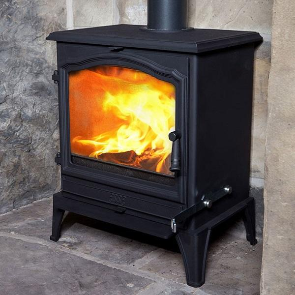 Esse 700 Vista SE Multi Fuel / Wood Burning Stove - Stove Supermarket