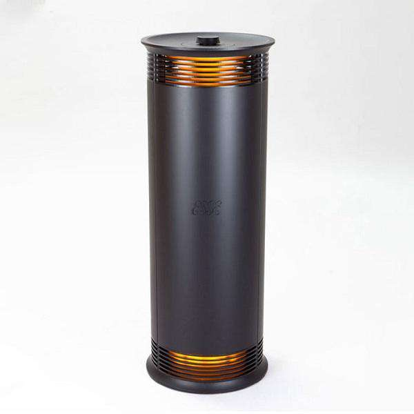 Esse Vector 2Kw Portable Electric Heater - Graphite - Stove Supermarket