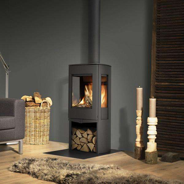 Dik Geurts Folke Wood Burning Stove - Stove Supermarket
