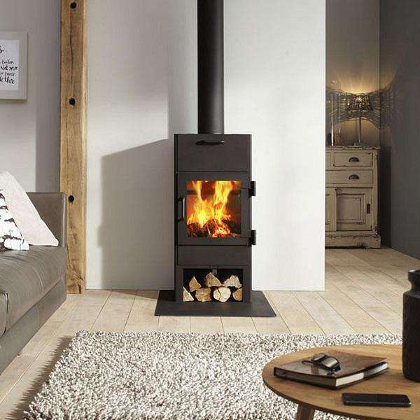 Dik Geurts Lars 900 Wood Burning Stove - Stove Supermarket
