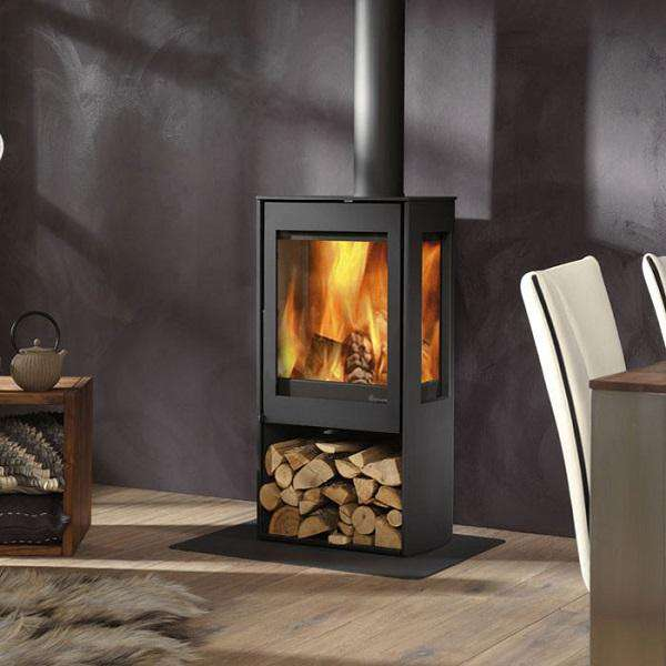 Dik Guerts Kalle Wood Burning Stove - Stove Supermarket