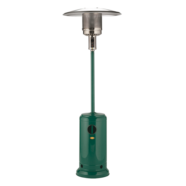 Lifestyle Orchid Green 13Kw Patio Heater - Stove Supermarket