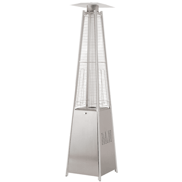 Lifestyle Tahiti 13Kw Stainless Steel Flame Patio Heater - Stove Supermarket