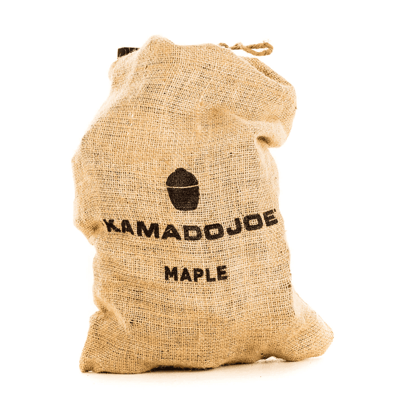 Kamado Joe - Maple Chunks (4.5Kg)