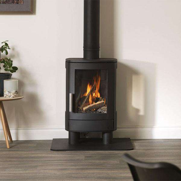 ACR Wychwood 5kW Multi Fuel Stove   A Bell   Fires & Stoves