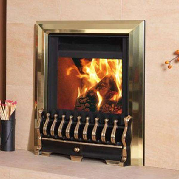 Portway Open Convector Multi Fuel / Wood Burning Fire - Stove Supermarket