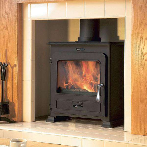 Portway 2 Traditional Multi Fuel / Wood Burning Stove - Stove Supermarket