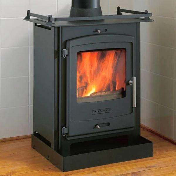 Portway Marine Multi Fuel / Wood Burning Stove - Stove Supermarket