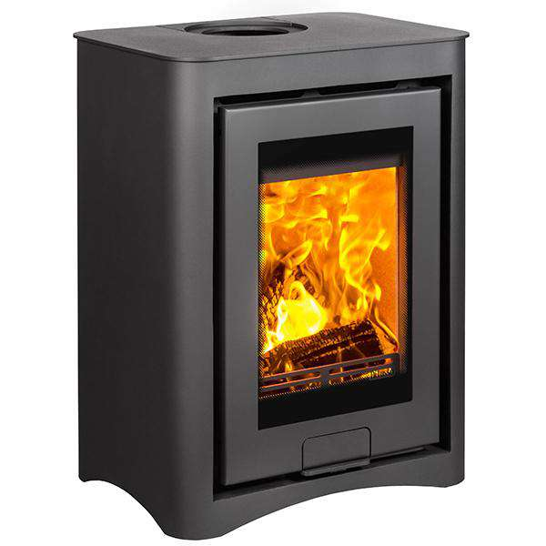 Di Lusso R4 Cube Multi Fuel / Wood Burning Stove - ARCO - Stove Supermarket
