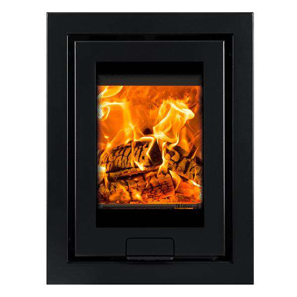 Di Lusso R4 Inset Multi Fuel / Wood Burning Stove - Stove Supermarket