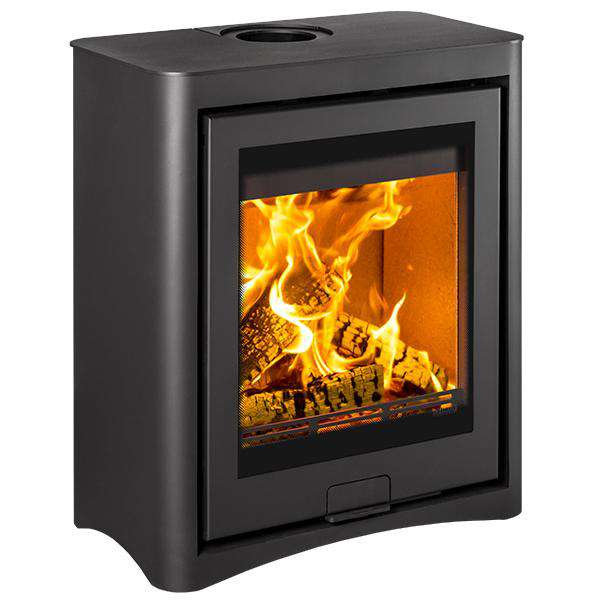 Di Lusso R5 Cube Multi Fuel / Wood Burning Stove - ARCO - Stove Supermarket
