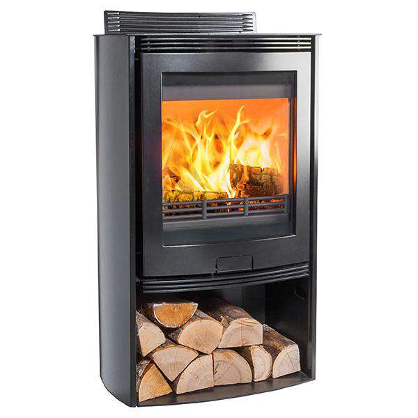Di Lusso R5 Euro Multi Fuel / Wood Burning Stove - Stove Supermarket